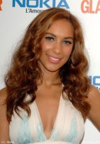 # 9 Leona Lewis - Singer/songwriter and philanthropist Leona Lewis is number 9 on the list with £13m ($23,750,000 CDN) of her own earnings.